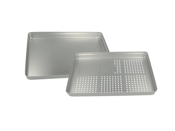 Deckel für sterilisierbare Instrumententrays 18 x 28 cm