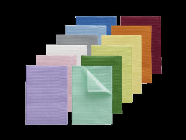 Monoart Patientenauflagen farbig